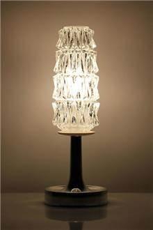 מנורת לילה ארט דקו - Fibers