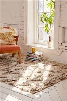 Fibers - שטיח זיגזגים תלת ממדי