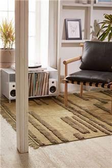 שטיח סקנדינבי רך - Fibers