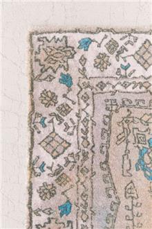 שטיח בסגנון וינטאג' מרוקאי