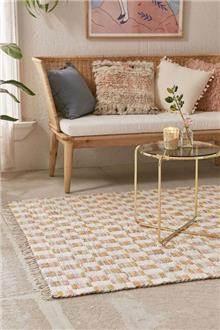 שטיח ארוג פסטל