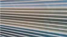 בד סינטטי פסים מודגשים - עיצוב על גלגלים