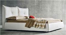 מיטה מרופדת סוואנה
