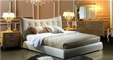 מיטה מרופדת מירב - בית אלי - אולם תצוגה לרהיטים