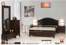 בית אלי - אולם תצוגה לרהיטים - חדר שינה קומפלט אגטה