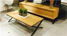 בית אלי - אולם תצוגה לרהיטים - סט מזנון ושולחן שרלוט