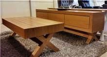 בית אלי - אולם תצוגה לרהיטים - סט מזנון ושולחן קמילה