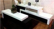 בית אלי - אולם תצוגה לרהיטים - מזנון ושולחן כנף