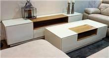 בית אלי - אולם תצוגה לרהיטים - סט מזנון ושולחן אריאלה