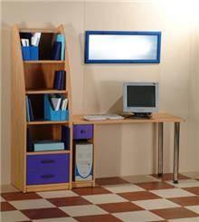 ספריית לימודים מידן - בית אלי - אולם תצוגה לרהיטים