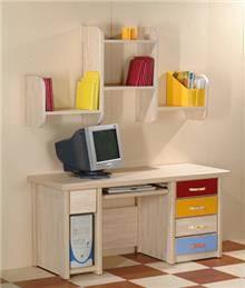 בית אלי - אולם תצוגה לרהיטים - שולחן לימודים צחי
