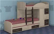 מיטת קומתיים ויקה