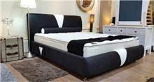 בית אלי - אולם תצוגה לרהיטים - מיטה מרופדת קרולינה
