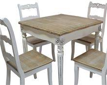 שולחן פינת אוכל מרובע