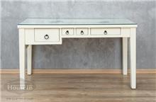 שולחן כתיבה מעץ מלא ספיר - HouseIn