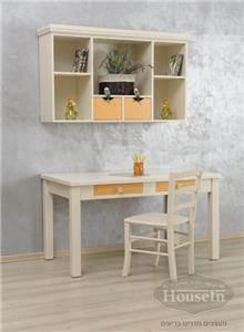 HouseIn - שולחן כתיבה וכוורת זיו