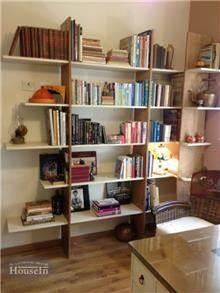 ספרייה פתוחה ומעוצבת - HouseIn