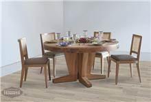 HouseIn - שולחן אוכל עגול