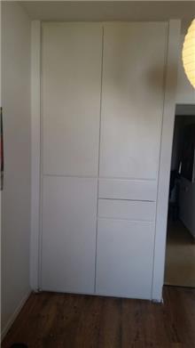 Doors - ארון פתיחה בגימור אפוקסי