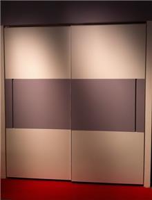 ארון הזזה 2 דלתות - Doors