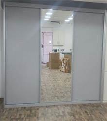 ארונות הזזה עם מראה - Doors