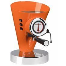 מכונת קפה DIVA EVOLUTION כתום - Aristo Shop