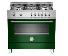 תנור משולב כיריים גז ירוק X365MFVE