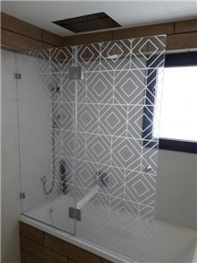 אמבטיון דלת קבועה ומתקפלת - מעוז ונציה
