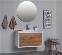 קרמיק דיפו - ארון אמבטיה תלוי מעוצב