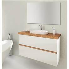 ארון אמבט תלוי אלגנטי - קרמיק דיפו