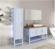ארון אמבטיה מונח מעוצב - קרמיק דיפו