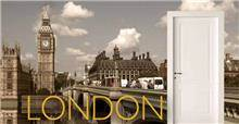 דלת לונדון - קרמיק דיפו