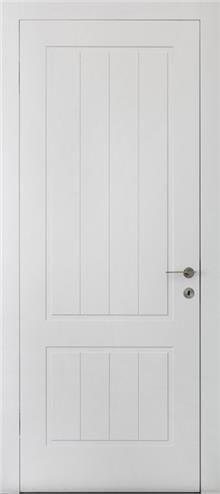 דלת אפוקסי פאנלים מחורצים - La Casa