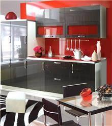 מטבח זכוכית מעוצב - La Casa