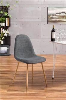 כיסא אוכל ונציה אפור - Besto