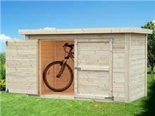 מחסן עץ 2.27X1.16 Velo Bikes - טופרוסול