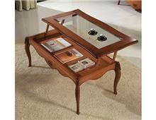 DUPEN (דופן) - שולחן נפתח לסלון