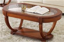 שולחן סלוני מעץ - DUPEN (דופן)