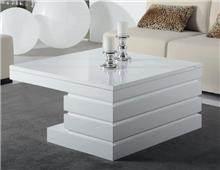 שולחן נפתח לבן - DUPEN (דופן)