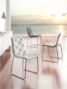 DUPEN (דופן) - כסא מרופד מעוצב