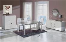 DUPEN (דופן) - שולחן אוכל מודרני