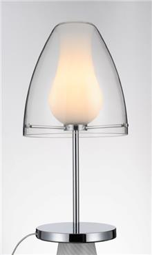 מנורה דקורטיבית לשולחן - ברק תאורה