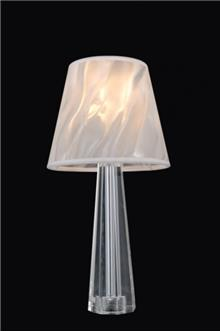 מנורת שולחן עם אהיל - ברק תאורה