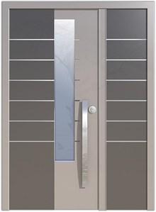 דלתות כניסה טורונטו כנף וחצי - רשפים
