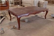 שולחן קפה מלבני - Treemium - חלומות בעץ מלא