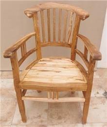 כסא עץ מלא - Treemium - חלומות בעץ מלא
