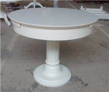 שולחן עגול מעץ מלא - Treemium - חלומות בעץ מלא