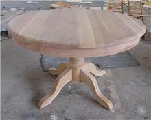 שולחן פינת אוכל מעוגל - Treemium - חלומות בעץ מלא