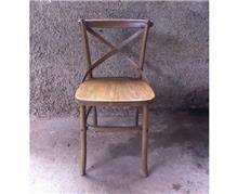 כסא עץ מלא טיק - Treemium - חלומות בעץ מלא