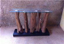 Treemium - חלומות בעץ מלא - קונסולת גזעים ייחדוית